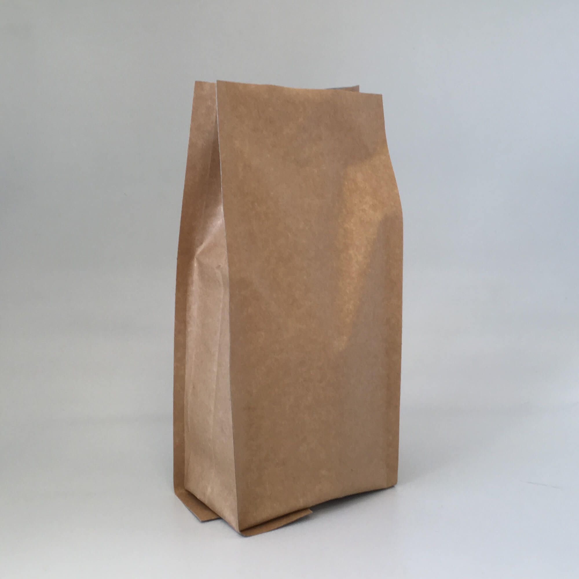 Coffee Bags With One Way Degassing