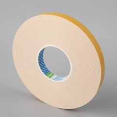 Double-sided PE foam tape 19mmx25m, thicness 1mm