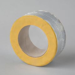 Aluminium Butyl tape 100mmx20m, thicness 1mm, silver