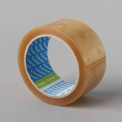 Упаковочная лента Solvent 48ммx66м, 25µm, прозрачная PP