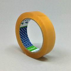 Упаковочная лента Solvent Low Noise 25ммx66м, 25µm, прозрачная, PP
