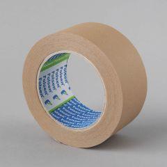 Pakketeip Solvent 50mmх50m, pruun, paber