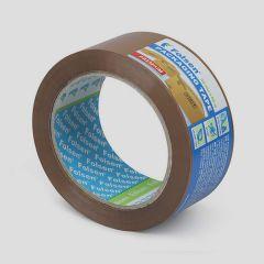 Упаковочная лента Premium Silent 50ммx66м, 32µm, коричневая PP