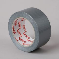 Universal adhesive tape Extra Strong Spino 48mmx45m, 270µm, gray fabric/PE
