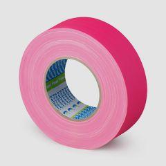 N/kind. FLUO Premium Gaffer teip 48mmx50m, 300µm, roosa kangas/PE