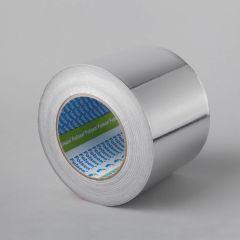 Alumiiniumteip 100mmx50m, 36µm, hõbe