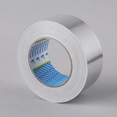 Alumiiniumteip 150°C, 50mmx50m, 36µm, hõbe