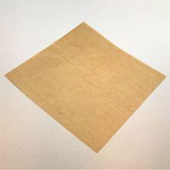 Бумага для запекания 300x300мм коричная, 1000шт/упак