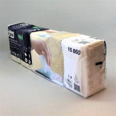 Salvrätt Tork Extra Soft N4/N12, 2-kihiline, 213x165mm, valge, pakis 5x200tk