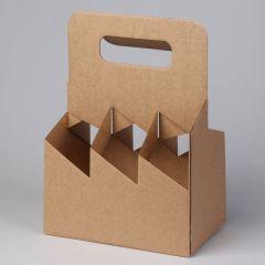 Sangaga kast kartongist 6-le 0.33l pudelile