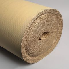 2-layers cardboard roll 1200mmx40m, brown, 49m²