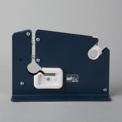Blue metal plastic bag sealer T-5 for PVC tape