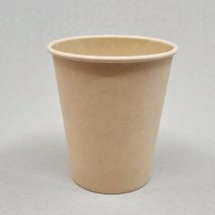 Biolagunev kohvitops Ecotime 350ml, ø 85mm, pakis 50tk
