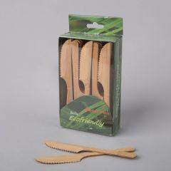 Nuga 150mm, pruun, bambus, pakis 100tk