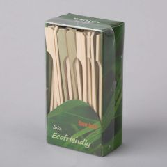 Бамбуковые шпажки для канапе 120мм, 100шт/упак.