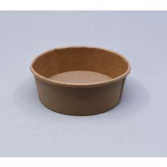 Biolagunev paberist kokteilikõrs 200x6mm, roheline/valge triip, pakis 250tk