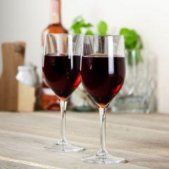 Purunematu veinipokaal Tao 30cl, kirgas PETG