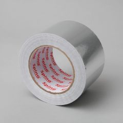Alumiiniumteip Spino 75mmx40m, 25µm, hõbe