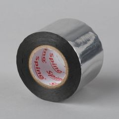 Aluminiseeritud teip Spino 50mmx50m, 28µm, hõbe OPP