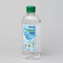 Etanooli 70% lahus käte ja pindade desinfitseerimiseks 0,5L
