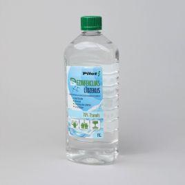 Etanooli 70% lahus käte ja pindade desinfitseerimiseks 1L