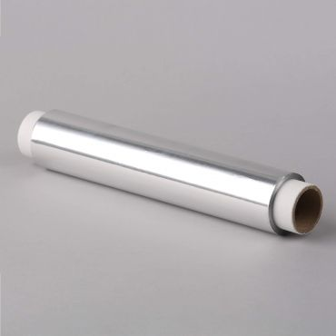Alumiiniumfoolium rull 290mmx100m, 11µm