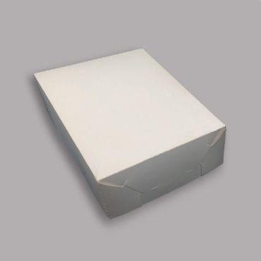Koogikarp nr 4 Vastla, 240x160x80mm, valge, kartong, pakis 100kmpl
