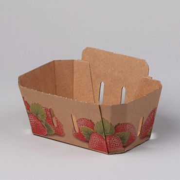 Kartongist marjakarp Maasikad 500g