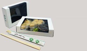 Multipack kartongist sushikarp