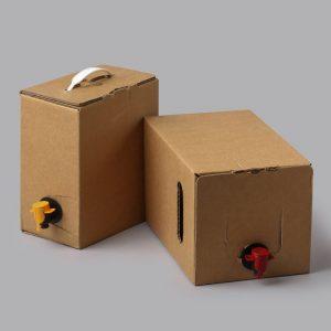bag-in-box pakendid